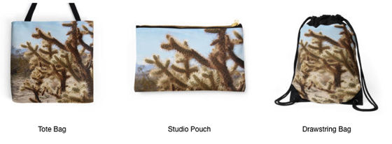 25% Off All iPhone and Samsung Cases today - Gift these Chollo Cactus (and over 100 more designs) to your friends and family today! #chollo #cactus #nature #plants #cases #iphone #samsung #housewares #clothing #technology #arts #crafts