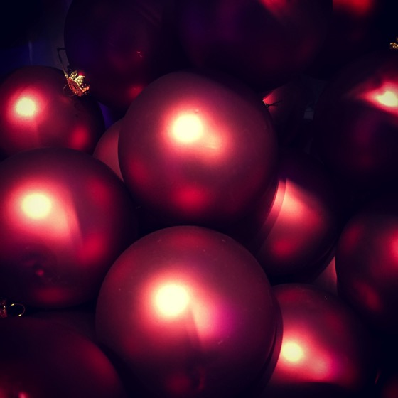 Christmas Balls #christmas #decorations #holiday