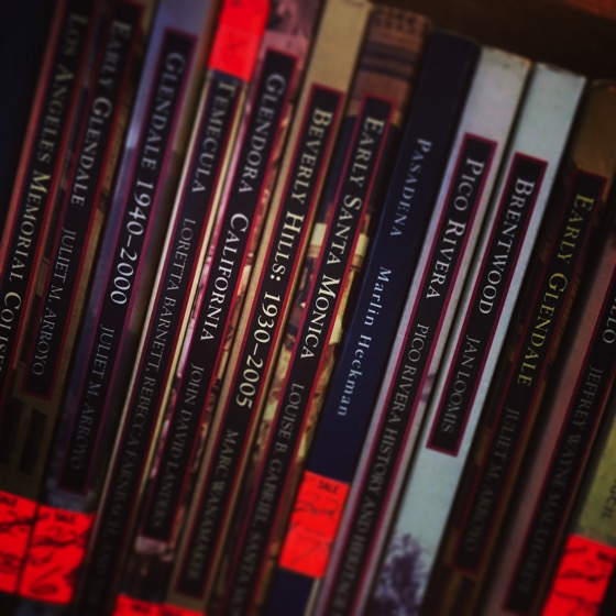 Los Angeles at the Bookstore #books #bookstore #losangeles #la #history #california #caligrammers