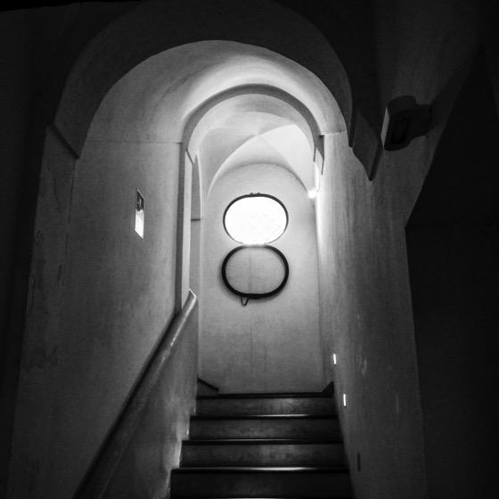 Monastery, Parco dell'Etna Headquarters, Nicolosi, Sicily, Italy