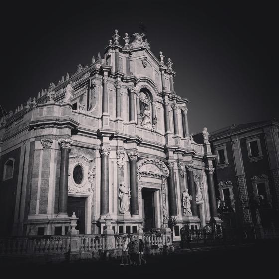 Santa'Agata, Catania, Sicily