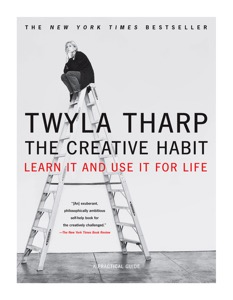 Tharp creative habit