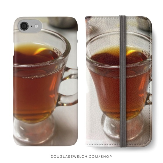 """""""A Cup of Tea"""" iPhone Cases, Wallets and Much More!"""