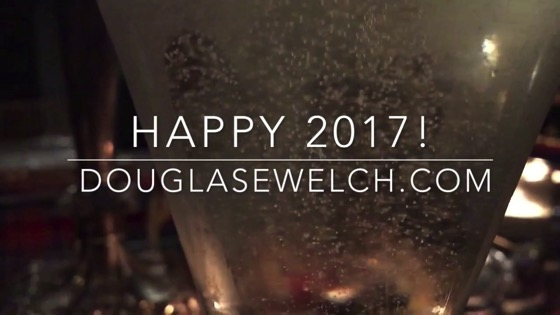 Slow Motion Bubbles In My New Year's Eve Prosecco [Video]