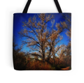 Along path tote