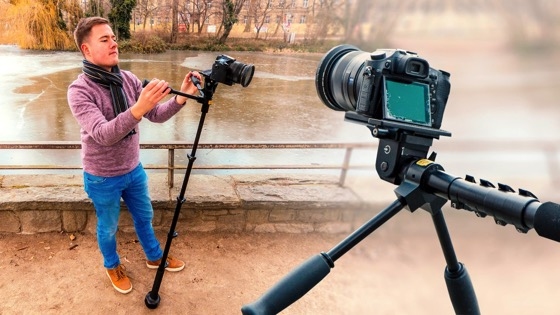 On YouTube: Most versatile camera rig?