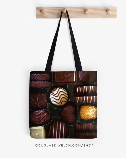 For all the chocolate lovers…