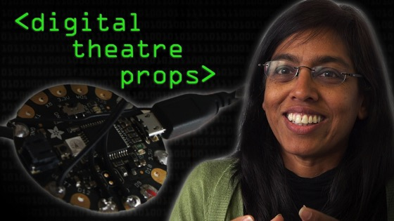 technologyiq on youtube digital theatre props