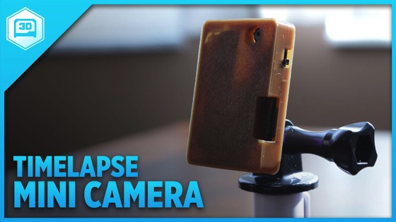 On YouTube: DIY Mini Timelapse Camera #adafruit @adafruit