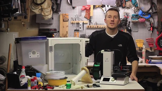 On YouTube: Intro to 3D Printing - A Series