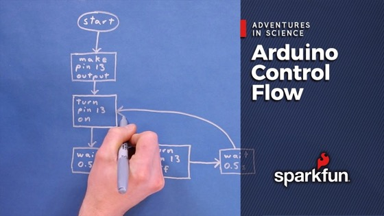On YouTube: Arduino Control Flow