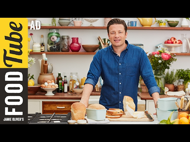 On YouTube: How To Make Bread | Jamie Oliver – AD