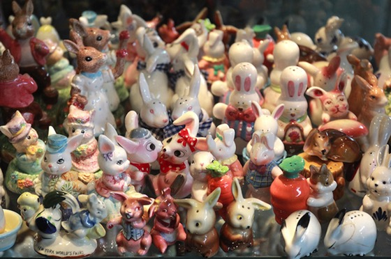Noted: Photos: Los Angeles' Glorious Bunny Museum Reopens In Altadena
