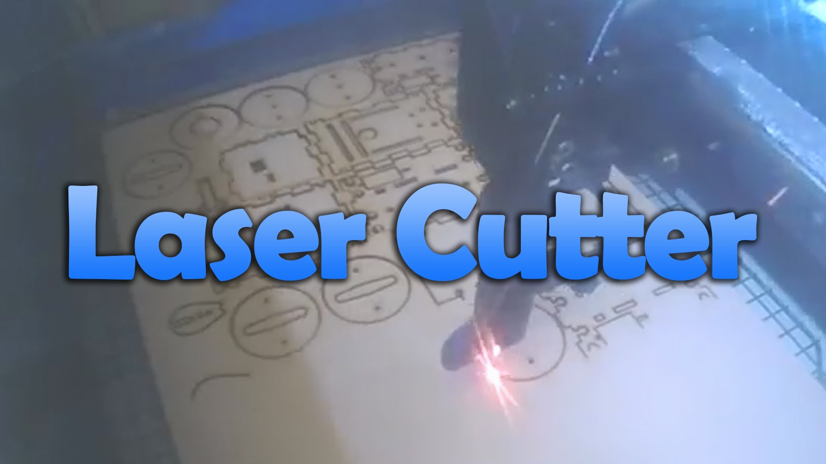 On YouTube: Introduction to the Laser Cutter