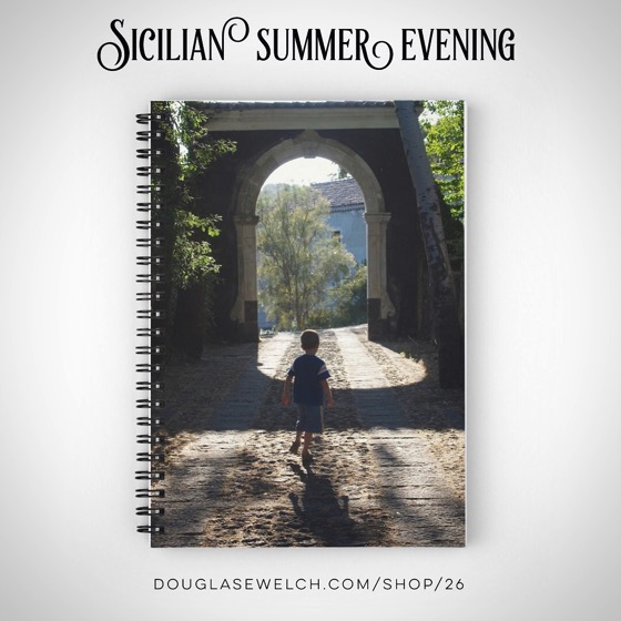 Sicilian summer evening product