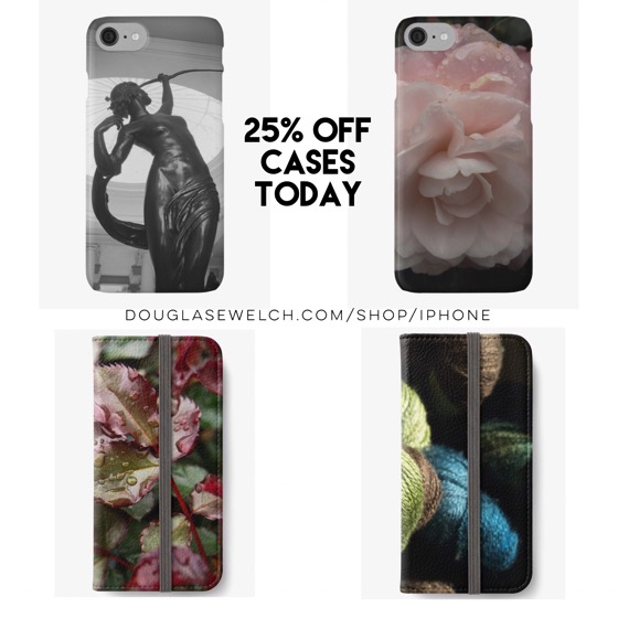25% Off Today - Beautifully Protect Your iPhone or Samsung Phone With These Cases and Wallets