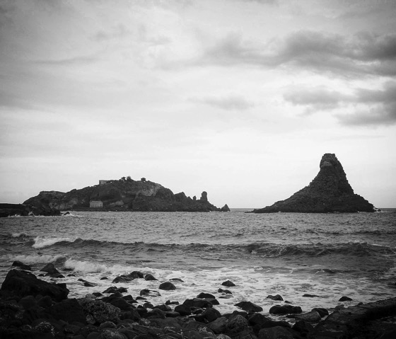 Isole Ciclopi/Cyclops Islands