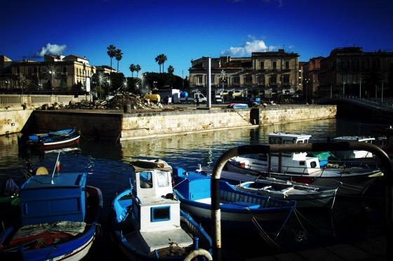 Ortygia, Siracusa, Sicily, Italy
