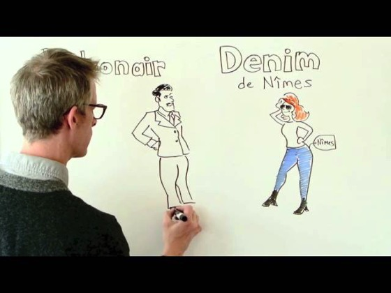 On YouTube: French Phrases Hidden in English Words via Arika Okrent