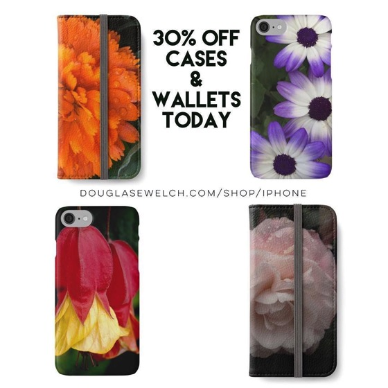 30% OFF All iPhone and Samsung Cases and Wallets Today!