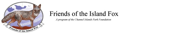 Friends of the Island Fox Logo