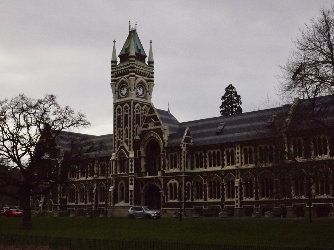 Victorian Architecture University of Otago Dunedin New Zealand  3