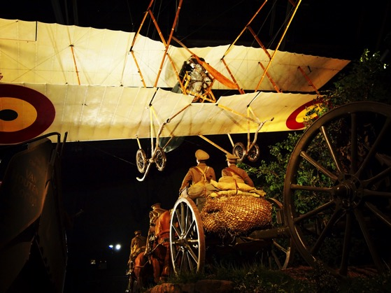 Life-size Diorama, The Great War Exhibition, Wellington, New Zealand via Instagram