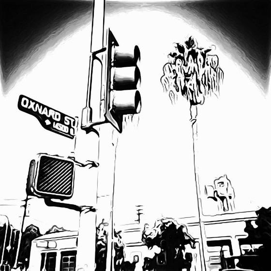 LA/SFV Street Scene via Toonpaint