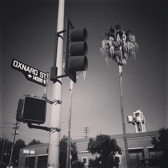 LA/SFV Street Scene via Instagram