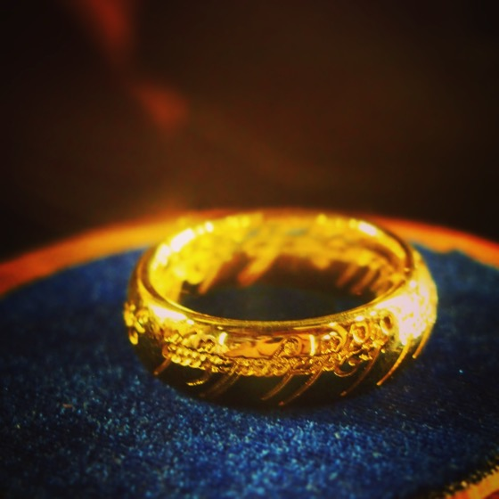 The One Ring via Instagram