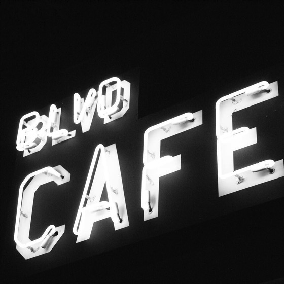 Blvd Cafecito, Burbank, California via Instagram