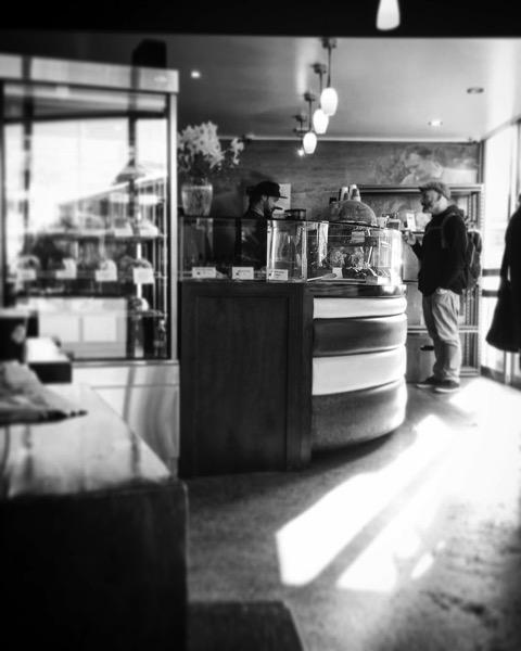 Our Morning Ritual - Fluid Espresso, Dunedin, New Zealand via Instagram