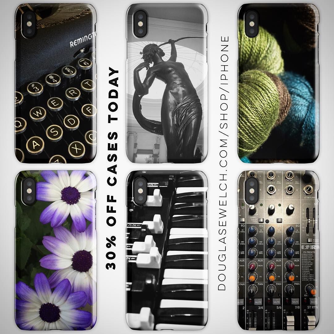 30% Off All iPhone and Samsung Cases Today! – Day 1 – 12 Days of Promos from Redbubble