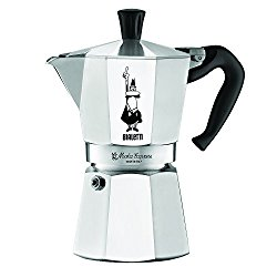 05 Moka Pot Stove Top Coffee Maker  | Douglas E. Welch Holiday Gift Guide 2017