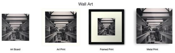 My Los Angeles 4 prints