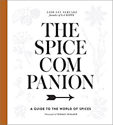 15 The Spice Companion: A Guide to the World of Spices by Lior Lev Sercarz | Douglas E. Welch Holiday Gift Guide 2017