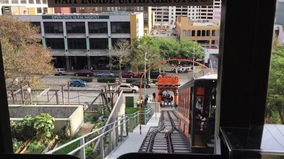 Angels Flight - A Minute/Moment in Los Angeles 3 [Video]