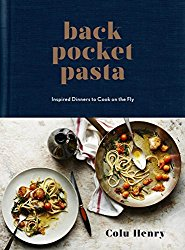 Reading - Back Pocket Pasta by Colu Henry - 2 in a series