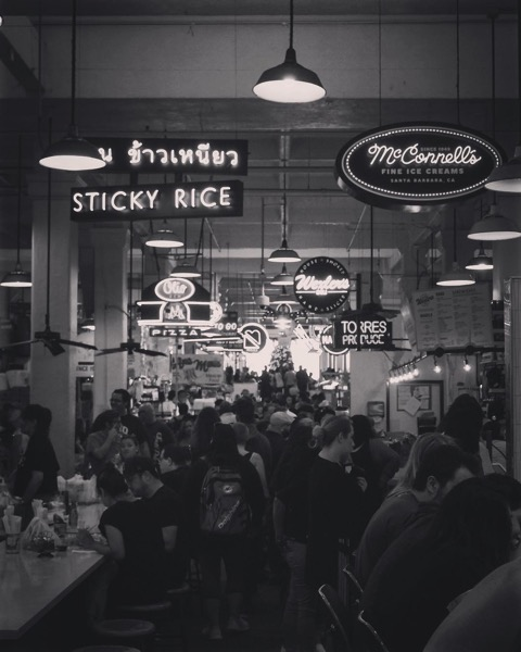 My Los Angeles 25 - Grand Central Market via Instagram