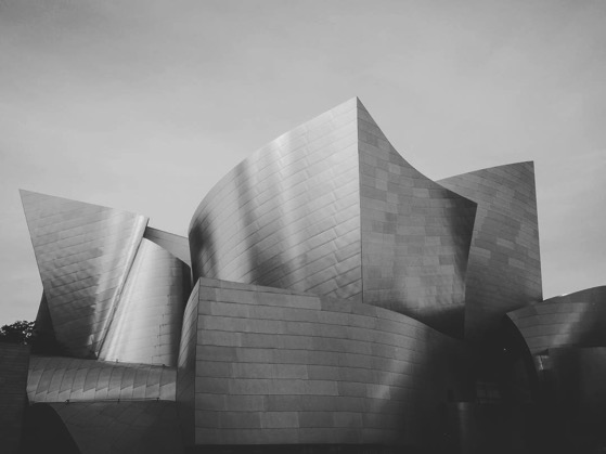 My Los Angeles 32 - The Walt Disney Concert Hall via Instagram