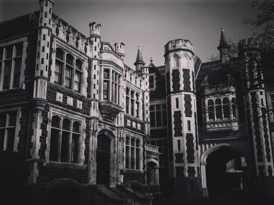 University of Otago, Dunedin, New Zealand via Instagram