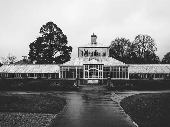 Conservatory, Dunedin Botanic Garden, Dunedin, New Zealand via Instagram