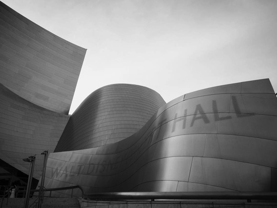 My Los Angeles 36 - The Walt Disney Concert Hall via Instagram