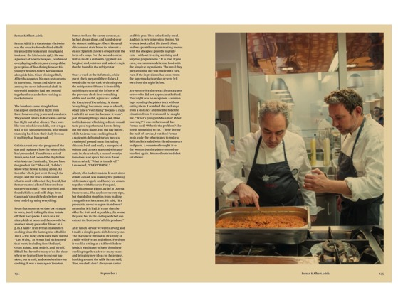 Reading - Bread Is Gold by Massimo Bottura - 8 in a series