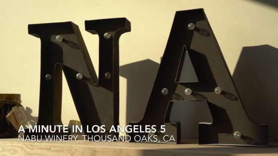 Nabu Winery - A Minute in Los Angeles 5