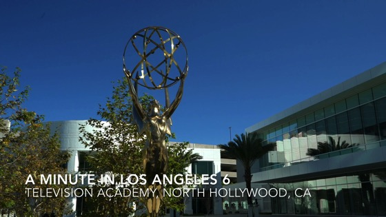 Television Academy - A Minute in Los Angeles 6 from My Word with Douglas E. Welch