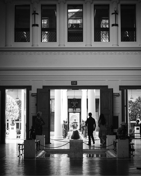 My Los Angeles 51 - The Getty Villa via my Instagram