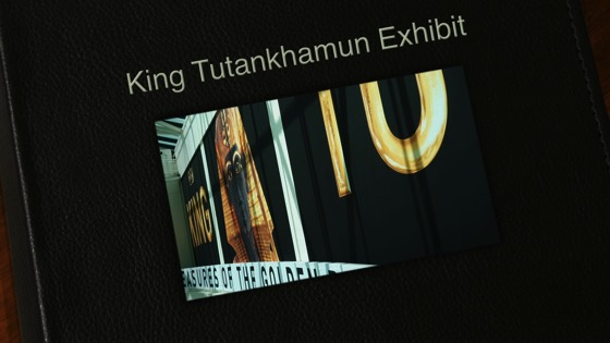 King Tut: Treasures of the Golden Pharaoh Exhibit 2018, California Science Center - Photo Slideshow