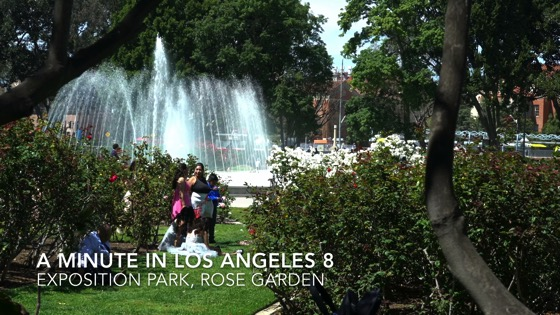 Exposition Park - A Minute in Los Angeles 8 from My Word [Video]