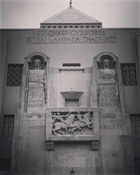 My Los Angeles 65 - Los Angeles Central Library